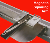 Magnetic Squaring Arm